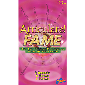 NEW - Articulate Fame