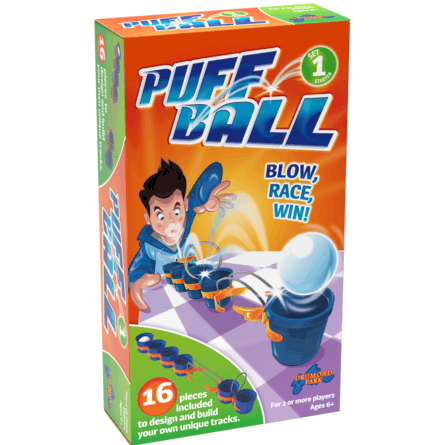 Puff Ball Set 1