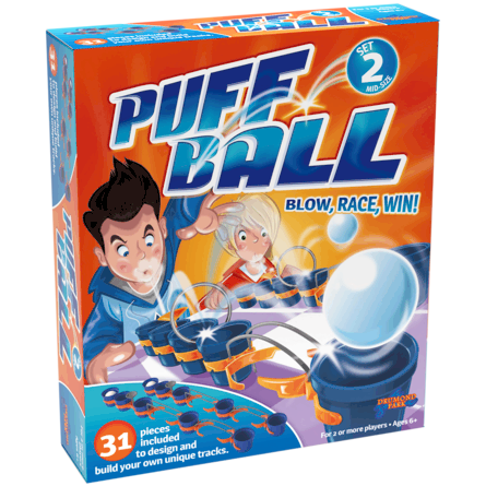 Puff Ball Set 2