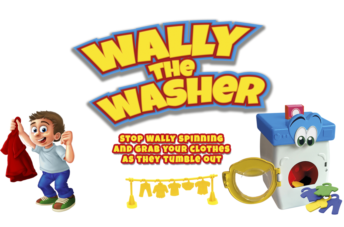 Wally the Washer